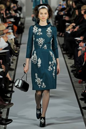 Oscar de la Renta Fall 2012 RTW collection