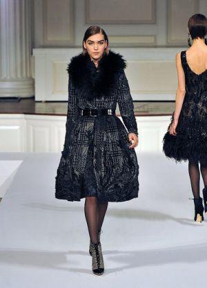 Oscar de la Renta Fall Winter 2011-2012 Collection