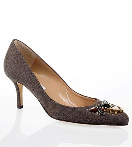 FOOT FETISH: Oscar de la Renta Fall Winter 2011-2012 shoe ...