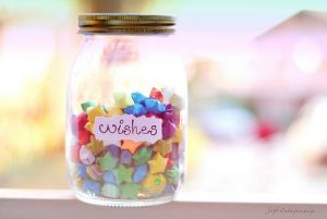 a jar of star wishes - www.myLusciousLife.com.jpg