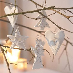 star christmas ornaments - www.myLusciousLife.com.jpg
