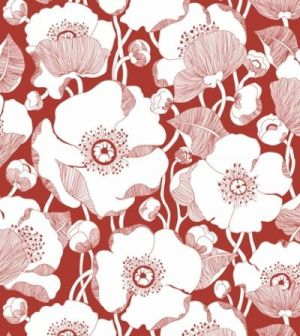mylusciouslife.com - retro-wallpaper-floral.jpg