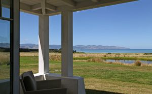 A view from a Wharekauhau Lodge cottage in New Zealand.jpg