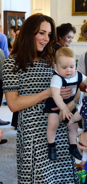 Kate Middleton black and white geometric print dress by Tory Burch.jpg