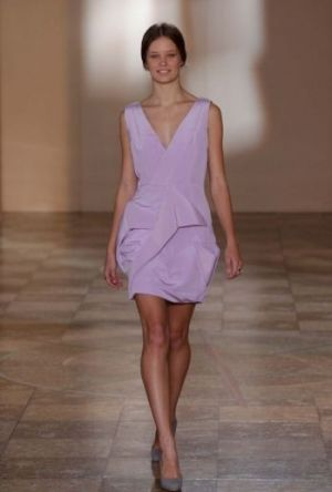 Arnsdorf - September 2010 - mauve dress - Pastels in fashion - myLusciousLife.com.JPG