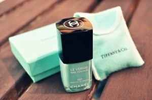 Chanel Tiffany blue minty green nail polish.jpg
