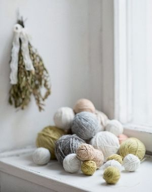 Pastel wedding colour ideas - myLusciousLife.com - Balls of soft wool - luscious pastels.jpg