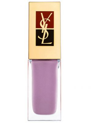 Pastels in fashion - myLusciousLife.com -  purple ysl nailpolish.jpg