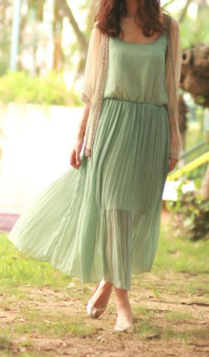 Pastels in fashion - myLusciousLife.com - luscious pastels - sheer minty green dress.jpg
