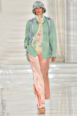Ralph Lauren Spring 2012 - New York Fashion Week - Pastels in fashion - myLusciousLife.com.jpg