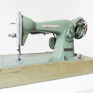 vintage luscious pastels - green sewing machine.jpg