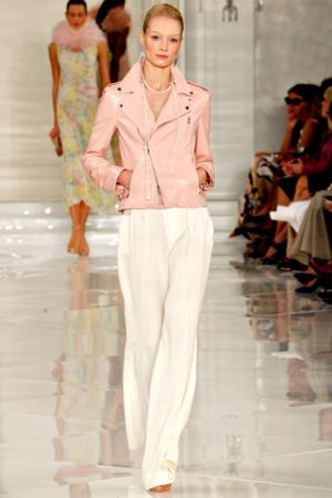 Ralph Lauren Spring 2012 Ready-to-Wear Collection