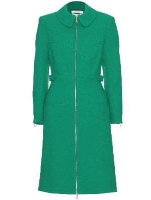 Erdem green Allie coat worn by Catherine Duchess of Cambridge in New Zealand.jpg