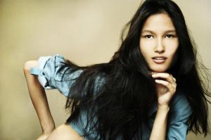 Asian models - Varsha Thapa from Nepal.jpg