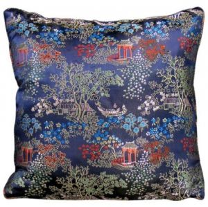 Asian throw pillows - blue red chinois patterns.jpg