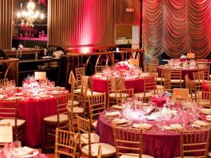 Pink red and gold wedding inspired by jewel tones.jpg