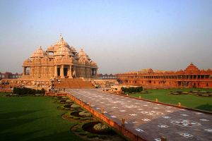 The Swaminarayan Akshardham temple.jpg