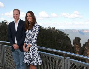 kate and william - cambridge royal duo - visiting the blue mountains - april 2014.jpg