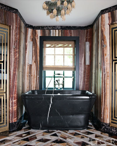 Exceptionnel ... Kelly Wearstler Designs Bathroom ...