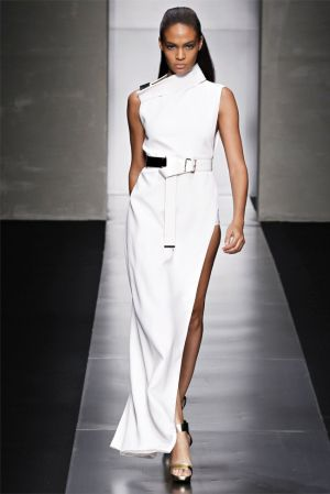 Images of black and white - Gianfranco Ferre Spring 2012.jpg