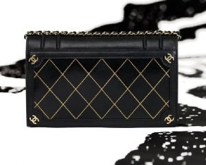 Images of black and white - chanel collector evening clutch bag.jpg