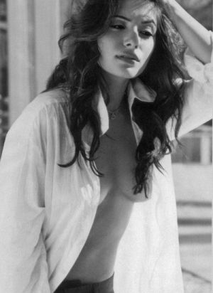 Images of black and white - model in white shirt.jpg