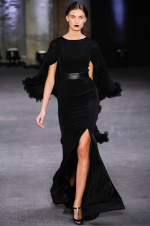 Photos of black and white - Christian Siriano Fall 2012 Ready-to-Wear.jpg