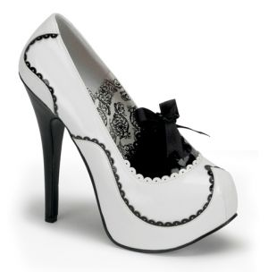 White TEEZE Tone Pump w Concealed Platform by Bordello Shoes.jpg