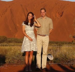 Catherine and Prince William at Uluru formerly known as Ayers Rock.jpg