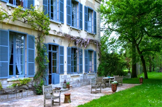 For sale catherine deneuve s chateau de primard in for French provincial homes for sale