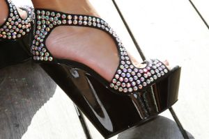 silver and black studded wedges.jpg