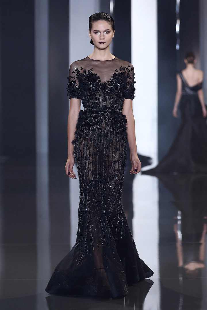Runway ralph and russo fall 2014 couture collection for High couture