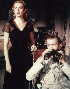 Beautiful pearl jewellery - Grace Kelly and Jimmy Stewart - Rear Window.jpg