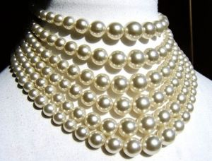 luscious pearl necklace earrings bracelet - pearl necklace.jpg