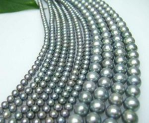 luscious pearl photos - Grey pearl strands.jpg