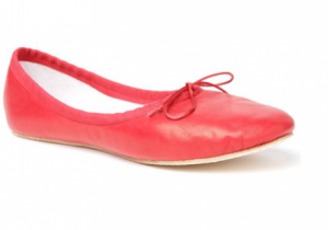 Chloe Leather Ballet Flat.png