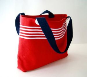 Striped Red and Navy Tote Bag.jpg