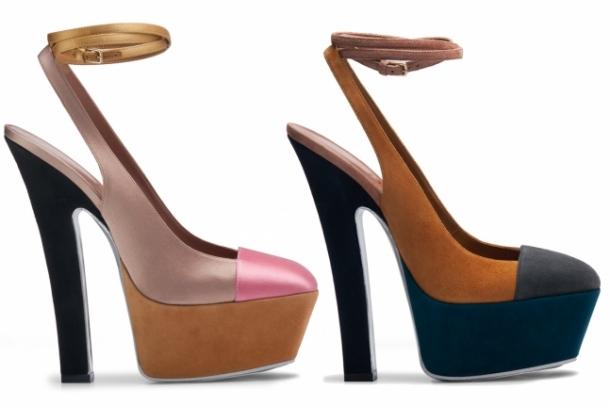 foot fetish yves saint laurent spring 2012 shoe collection. Black Bedroom Furniture Sets. Home Design Ideas