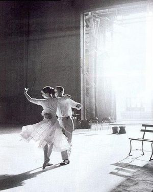 Audrey Hepburn and Fred Astaire - Funny Face by Richard Avedon.jpg