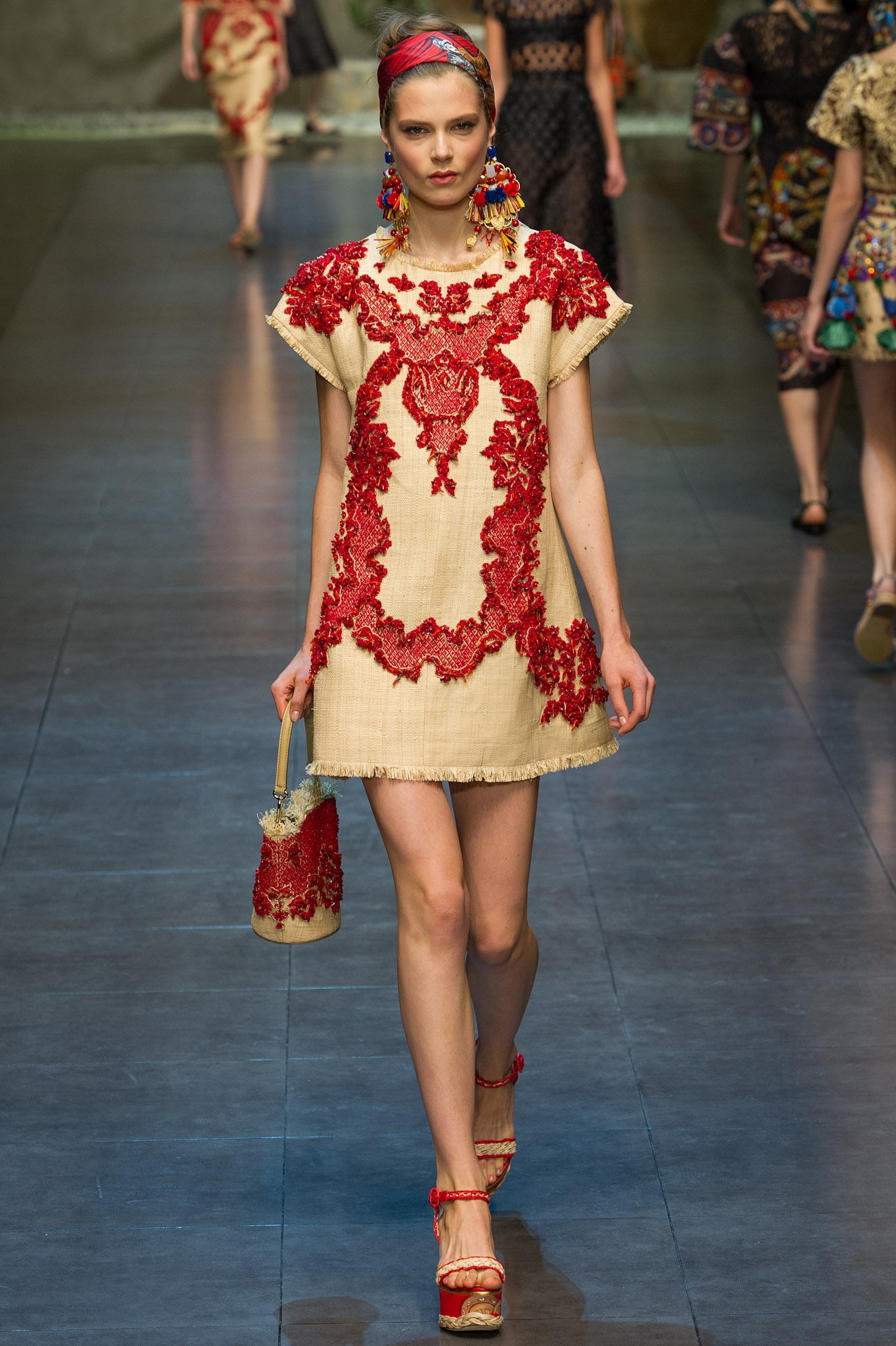 Frockage: Dolce & Gabbana Spring 2013 RTW Collection