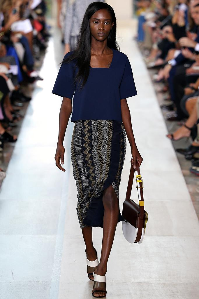 719ca4ffdeb3 RUNWAY  Tory Burch Spring 2015 RTW Collection