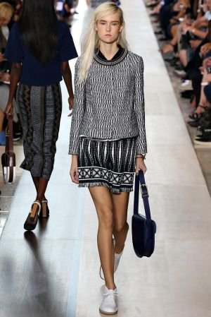 Tory Burch Spring 2015 RTW Collection