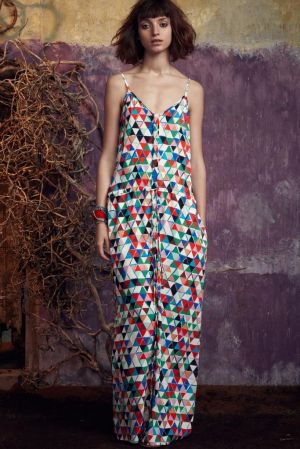 Saloni Spring 2015 RTW Collection