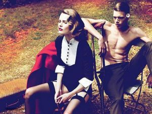 Sunday at the Park by Mert and Marcus for W Magazine 2009_5.jpg