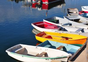 row boats wooden boats - www.myLusciousLife.com - collection of wooden boats.jpg