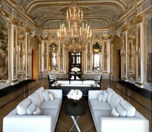 George Clooney And Amal Alamuddin   The Aman Canal Grande Hotel Interior  Design And Architecture.