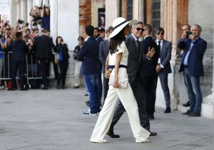 George Clooney and Amal Alamuddin at the signing the official wedding register in Venice.jpg