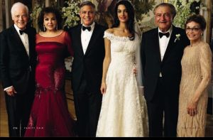 Official Amal Alamuddin George Clooney wedding pictures Venice 2014.jpg