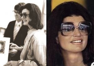 Jackie Onassis wearing oversized sunglasses.jpg