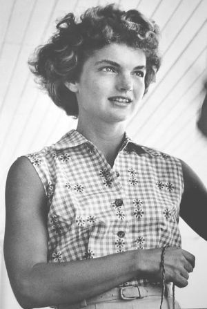 Jacqueline Bouvier Kennedy Onassis fashion - young jackie bouvier kennedy.jpg